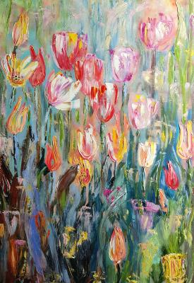 Tulips - Gema Couret Schiefler - Array auf  -  -